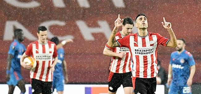 Foto: Fans gaan los op PSV-ster: