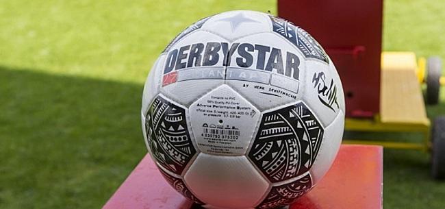 Foto: KNVB: 'Dit seizoen geen degradatie uit Jupiler League'
