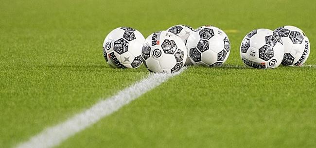 Foto: KNVB zet streep door Nationale Voetbaldag: 'Ontzettend spijtig'
