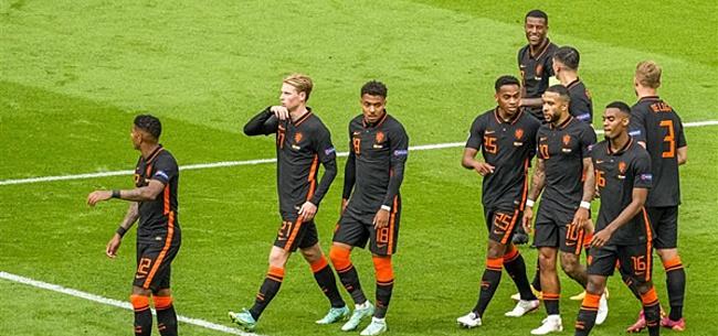 Foto: 'Nederland is het aan zijn stand verplicht de finale te halen'