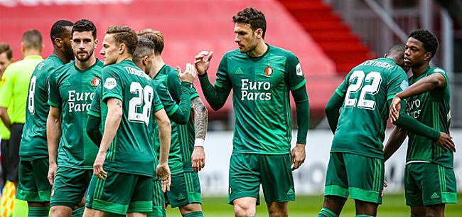 Foto: 'Feyenoorder tekent nog voor EK in Spanje'