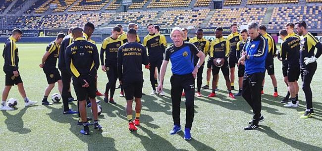 Foto: Crowdfundingsactie fans Roda JC door mogelijk afketsen van overname