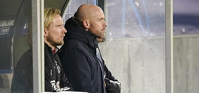 Foto: 'Ten Hag in de problemen na nieuwe Ajax-transfer'