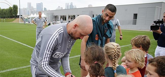 Foto: 'Ajax komt mogelijk terug op eerdere belofte'