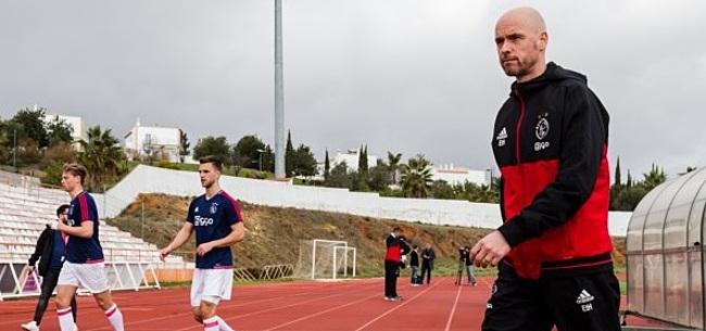 Foto: 'Twijfelgeval richting Klassieker: zo gaat Ajax spelen'