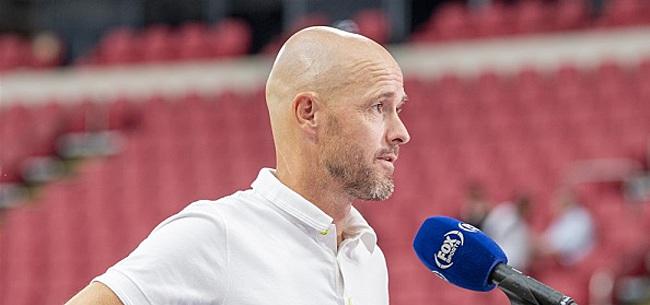Foto: Ten Hag vreest transfers niet: