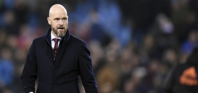 Foto: Ajax-trainer Ten Hag spreekt zich uit over naderende transfers