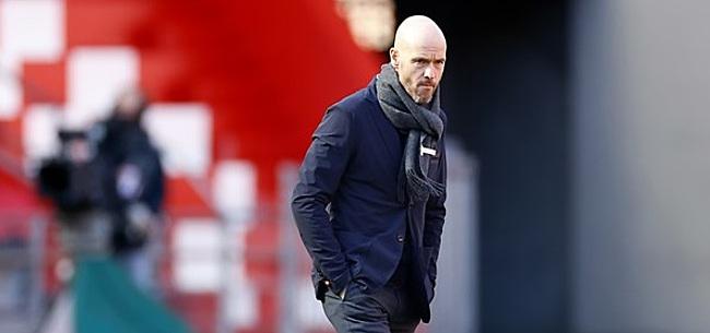 Foto: 'Ajax met andere gezichten tegen FC Groningen'