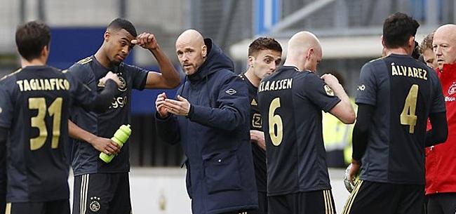 Foto: 'Snel Ajax-akkoord ligt in de lijn der verwachting'