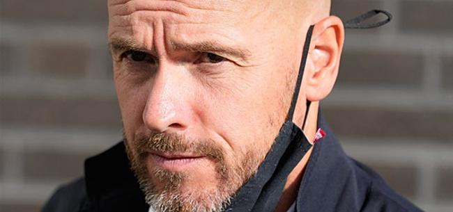 Foto: 'Gruwelijke beslissing Erik ten Hag'