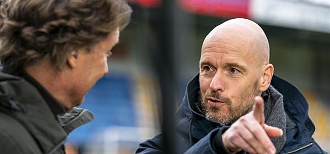 Foto: 'Erik ten Hag heeft Ajax-afscheid al gepland'