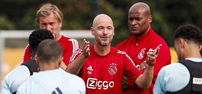 Foto: 'Ajax wil transferstunt koppelen aan beloning'