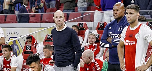 Foto: 'Doelstelling Ajax gaat naar beneden'