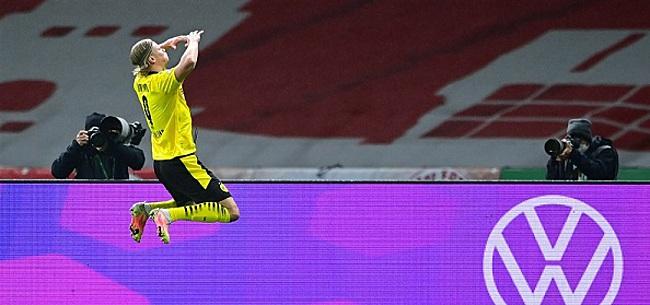 Foto: Dortmund-sterren maken het verschil in bekerfinale
