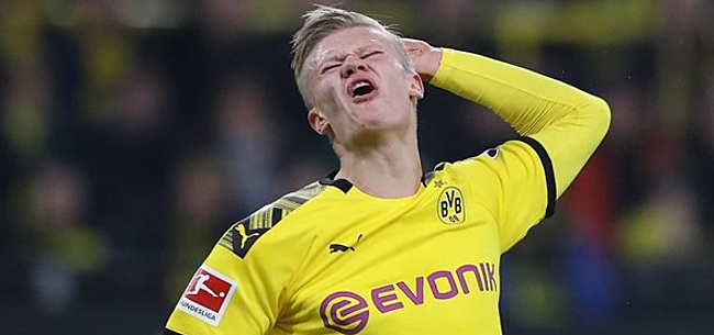 Foto: 'Haaland door transfer en coronacrisis mogelijk al klaar bij Dortmund'