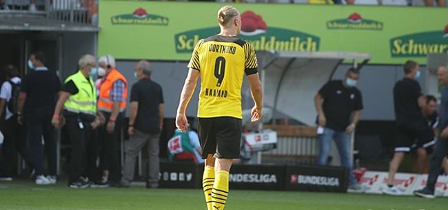 Foto: Dortmund reageert: Haaland er weer bij tegen Ajax?