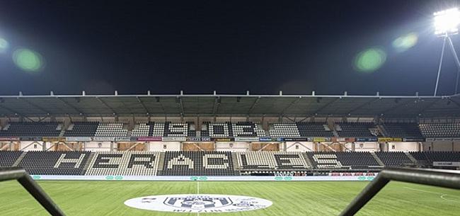 Foto: Heracles waarschuwt eigen fans in statement: 'Is uit deze boze'