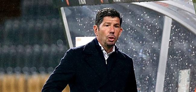 Foto: 'Hoofdpijn Van de Looi door PSV en Feyenoord'