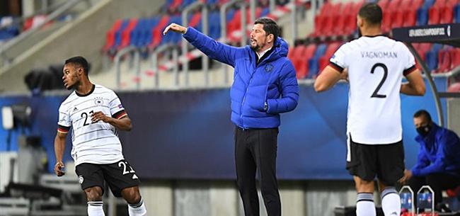 Foto: Kieft: 'Ongehoorde Jong Oranje-blunders'