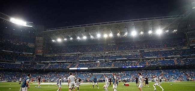 Foto: 'Real Madrid maakt seizoen niet af in Bernabéu'