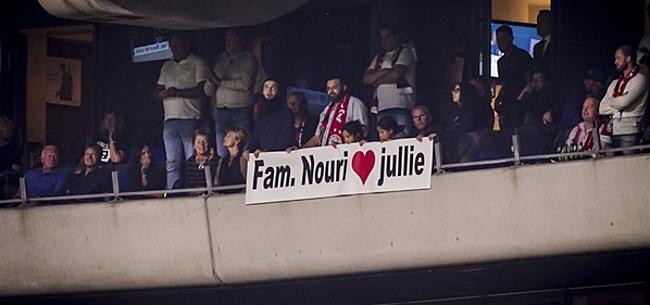 Foto: Vader Nouri over Eriksen: