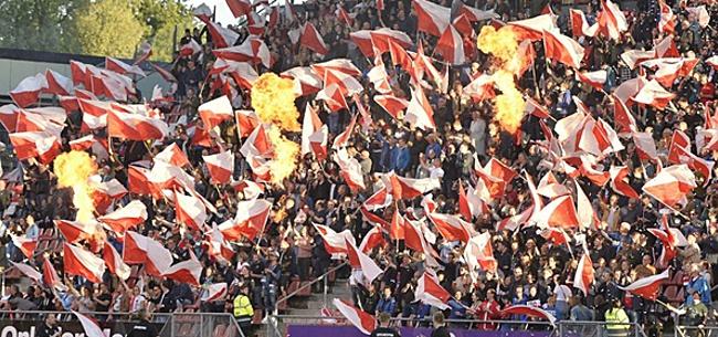 Foto: FC Utrecht komt met statement over antisemitische spreekkoren