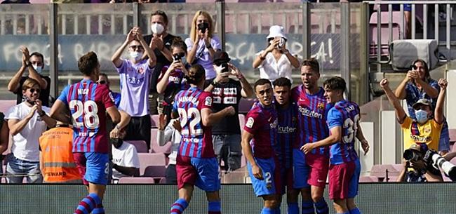 Foto: 'Barcelona-selectie dropt Koeman-bom bij bestuur'