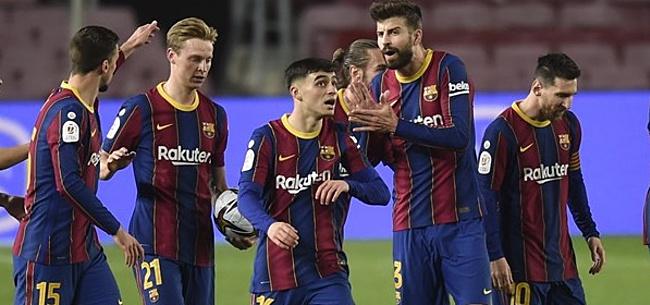 Foto: Groot Barcelona-talent moet de 'Roadrunner' doen vergeten