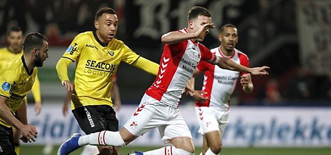 Foto: FC Emmen stuurt ook VVV-Venlo puntloos huiswaarts
