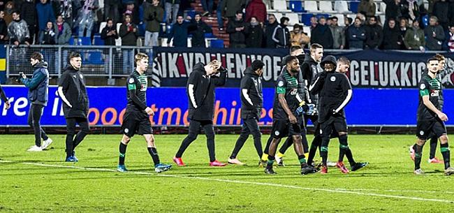 Foto: Eredivisieclubs maken zich grote zorgen: