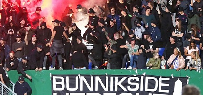 Foto: Auteurs van boek over FC Utrecht-hooligans blijven verbijsterd achter