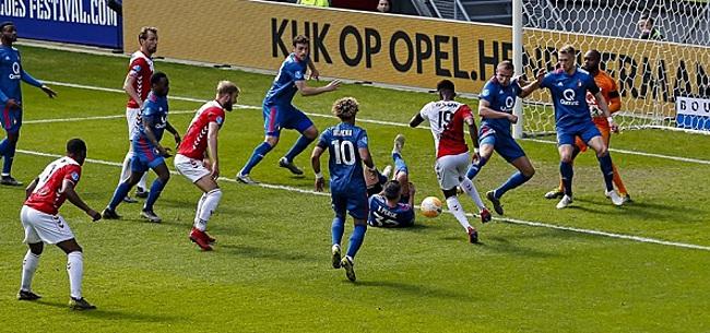 Foto: Feyenoord-fans eisen maatregel: 'Stel hem nooit meer op!'