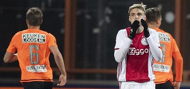 Foto: Boy Kemper: 'Ajax 4-0 verloren, hoe kan dat nou?'