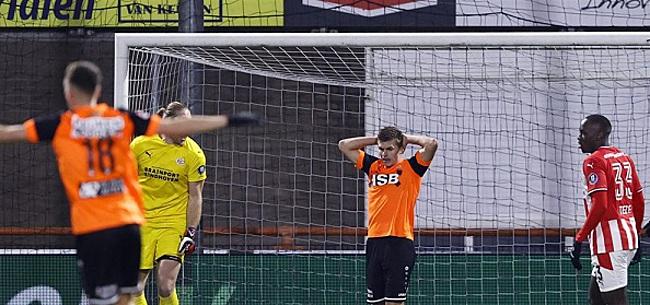 Foto: Vreemde winactie Volendam: PSV-shirt met verkeerd rugnummer
