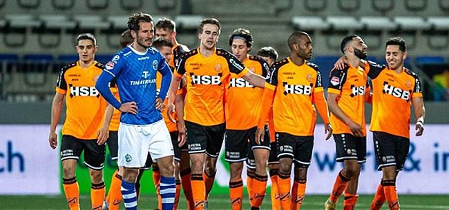 Foto: Volendam wint ruim in Den Bosch, zeges NEC en Almere