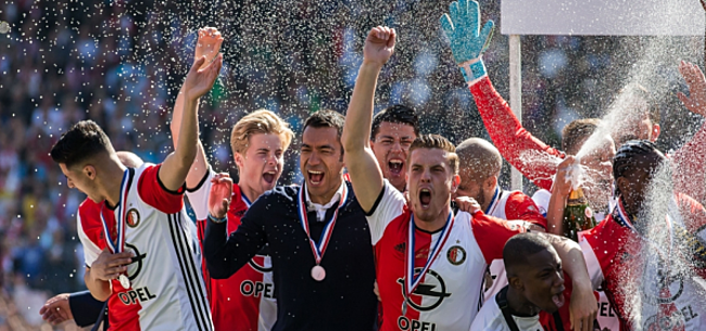 Foto: Goed nieuws voor Feyenoord: