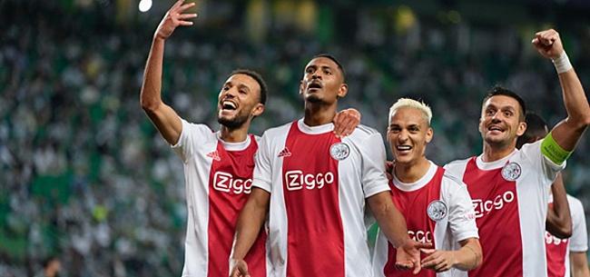 Foto: 'Ajax-uitblinker naar Europese top'