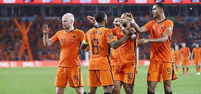 Foto: 'Nederland heeft op vrijwel elke positie een betere speler, maar...'