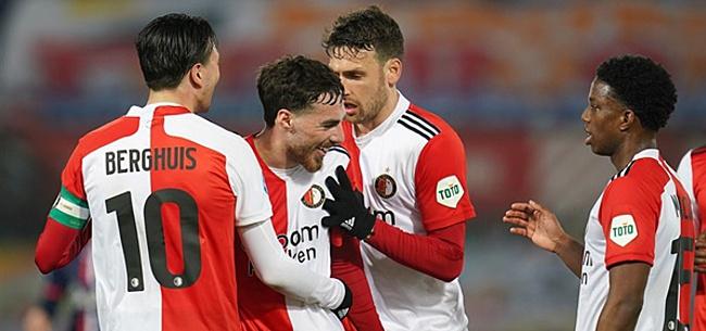 Foto: 'Familielid verklapt naderende megatransfer Feyenoord'