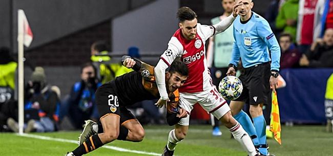 Foto: 'Uitschakeling Ajax in de Champions League was een zegen'
