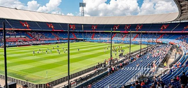 Foto: 'Feyenoord-target kon grote knaltransfer maken'