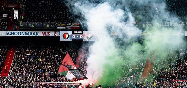 Foto: 'Concurrent Feyenoord pakt door met bod van acht miljoen'