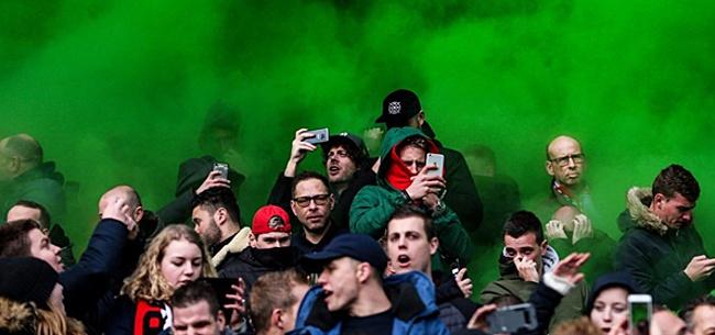 Foto: 'Feyenoord stelt trouwe fans mogelijk zwaar teleur'