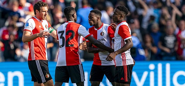 Foto: Feyenoorder zet concurrentie op achterstand: 'Over hen praat niemand meer'