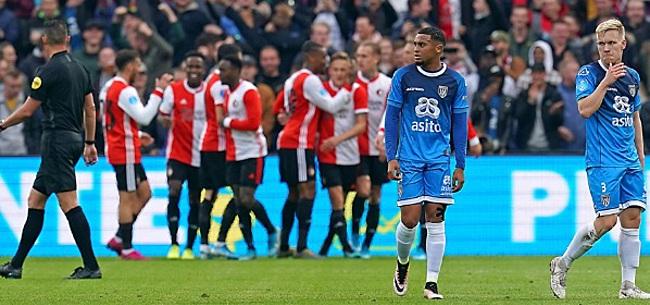Foto: 'Feyenoord moet deze twee spelers in de winter halen'