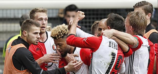 Foto: Feyenoord rekent op forse stijging spelersbudget