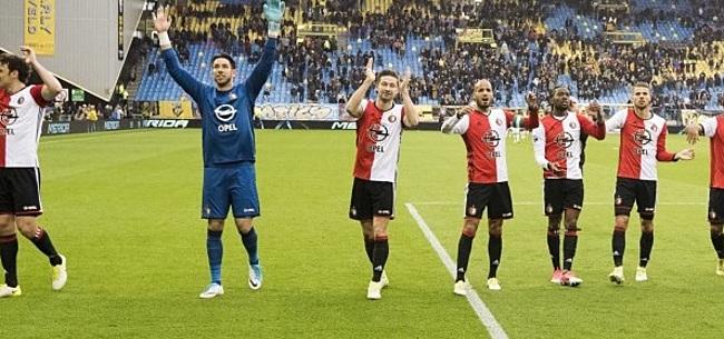 Foto: 'Hij zou een uitstekende tweede spits zijn voor Feyenoord'