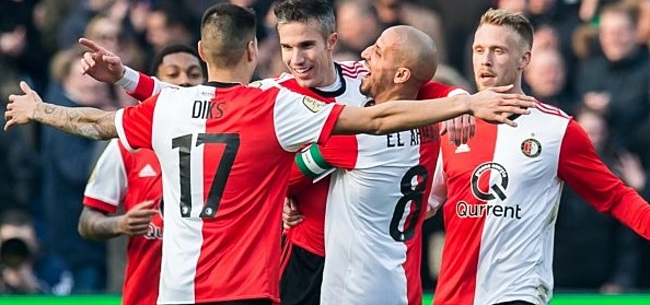 Foto: 'Feyenoord werkt aan in- en uitgaande deal met Engelsen'