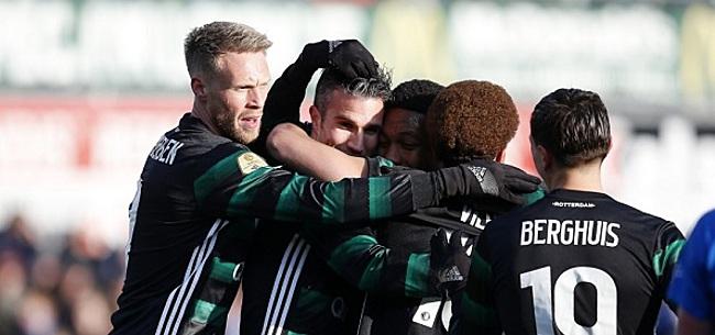 Foto: 'Feyenoorder ziet wens uitkomen: aanbieding lonkt'