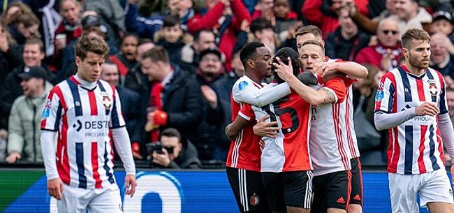 Foto: De 11 namen bij Feyenoord en FC Groningen: Buijs ontbreekt